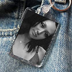 SEASONS Linda Park - Original Art Keyring #js002