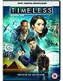 Timeless - Season 1 (4 Dvd) [Edizione: Regno Unito]