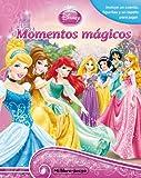 Princesas. Mi libro-juego. Momentos mágicos: Incluye un cuento, figuritas y un tapete para jugar (Disney. Princesas)