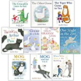 THE JUDITH KERR COLLECTION 10 BOOKS SET, NULL