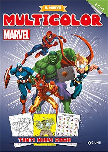 Marvel super heroes. Il nuovo multicolor. Ediz. illustrata