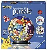Ravensburger-Puzzle 3D Pokemon 72Piezas, 11785