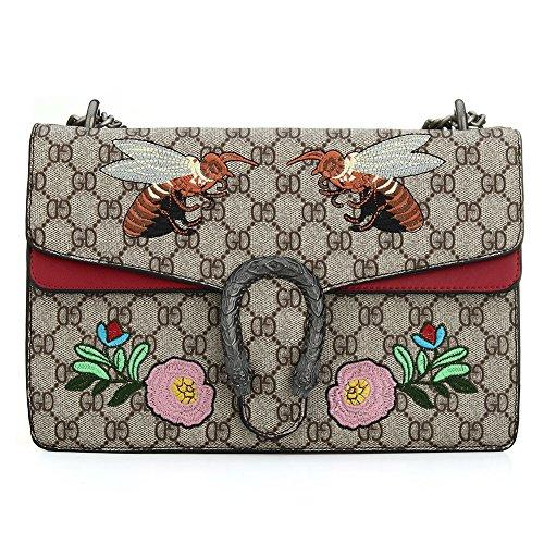 23ca65bfa3a9 Womens Fashion Leather Vintage Large Crossbody Bag Handbag Ladies Designer  Bags Single Shoulder Bag - SixtySomething - Over Sixty Lifestyle Magazine