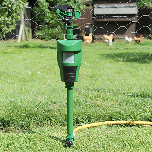 The Defenders Jet Spray Repeller is most definitely effective and probably the best model out of all the water type models we have seen. It is painless to setup and covers a decent area. The construction is pretty solid.