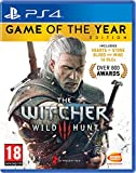 The Witcher 3 Game of the Year Edition - PlayStation 4 - [Edizione: Regno Unito]