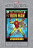 Iron Man Masterworks Vol. 8 (Iron Man (1968-1996))