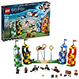 LEGO Harry Potter - Quidditch Turnier (75956) Bauset (500 Teile)