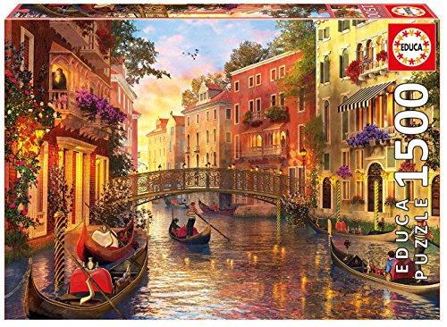 Educa- Puzzle, Colore Various, 17124.0