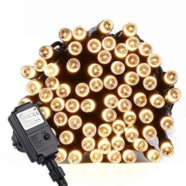 Qedertek Guirlande Lumineuse d'interieur 100 LED