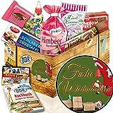 Frohe Weihnachten / Weihnachts Geschenke / DDR Suessigkeiten Set