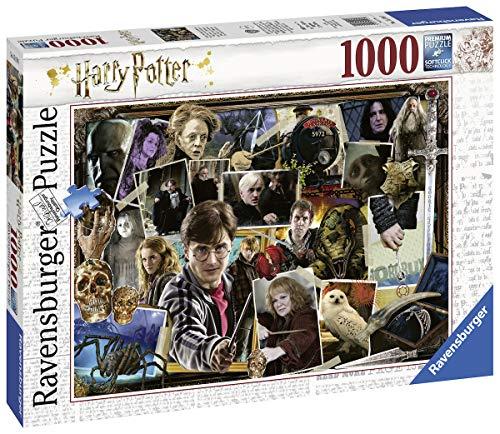 Ravensburger Harry Potter, puzzle da pezzi
