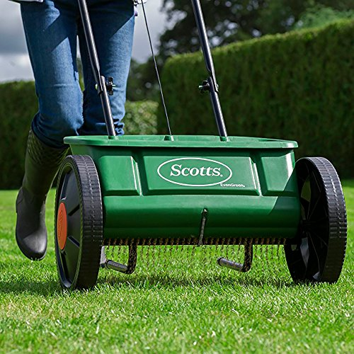 Scotts Miracle-Gro EvenGreen Drop Spreader Review