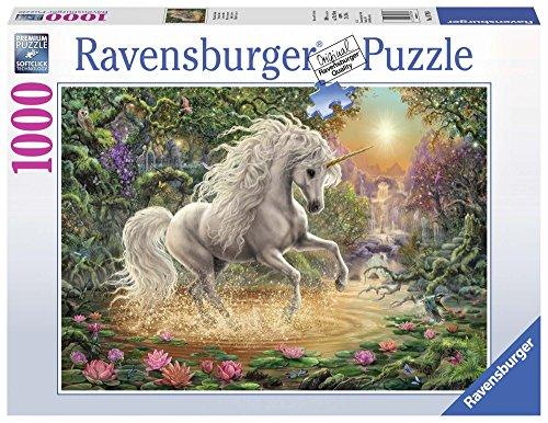 Ravensburger 19793 - Puzzle per Adulti, Soggetto: Unicorno Mistico