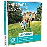 SMARTBOX - Caja Regalo - ESCAPADA EN FAMILIA  - 300 hoteles urbanos, casas rurales, haciendas o posadas en España y Portugal