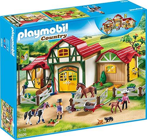 Playmobil Reiterhof 6926 - Großer Reiterhof