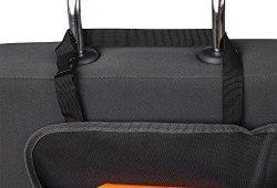 Organiseur de coffre Kewago à scratch | Organiseur de coffre à suspendre avec 4 grandes poches en filet pour organiser et optimiser l'espace du coffre Meilleure offre de prix