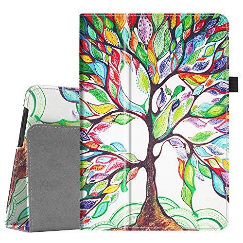 FINTIE Custodia Cover per Huawei MediaPad T5 10 - Slim Fit SmartFolio Protettiva Custodia Cover in...