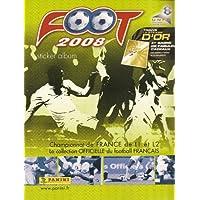 FOOT 2008 Championnat de FRANCE de L1 et L2 (Sticker Album)