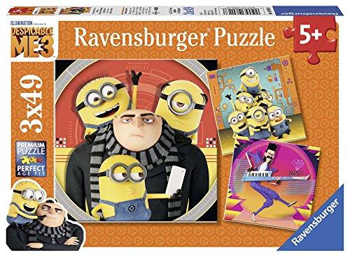 Ravensburger Italy Puzzle Cattivissimo Me 3, 08016 8
