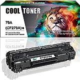 Cool Toner Cartridge CF279A 79A Compatibili per Stampante HP Laserjet Pro MFP M26 M26NW M26A M12 M12W M12A Multifunzione HP 79A Nero Laserjet Toner Cartridge Confezione da 1 pezzi,1000 pagine