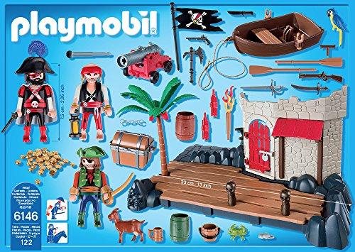 PLAYMOBIL 6146 – Super Set Piratenfestung - 3