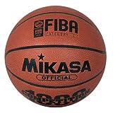 Mikasa BQ1000 - Palla da pallacanestro, 7, 1001, colore: Arancione