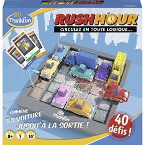 Ravensburger- Rush Hour - Juego lógico ThinkFun- a Partir de 8 años 76302