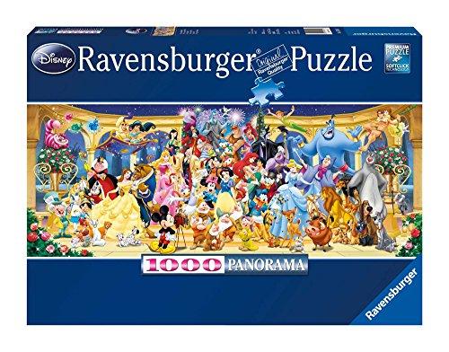 Ravensburger 15109 Panorama: Disney Puzzle 1000 Pezzi Panorama