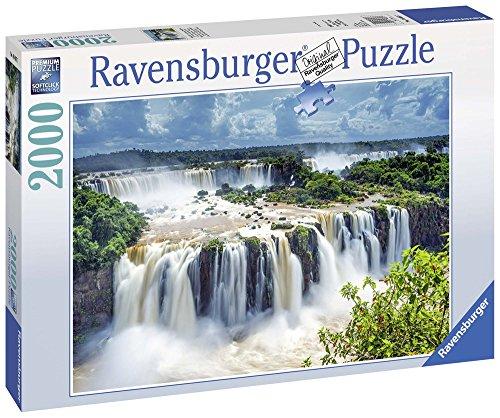 Ravensburger Italy Puzzle Cascata dell'Iguazù Brasile, 16607