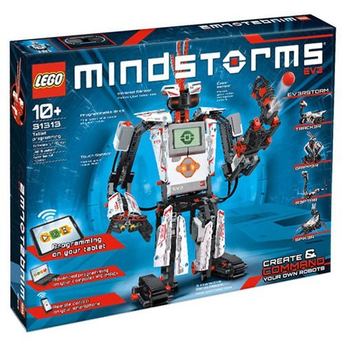 61JpQAMbLDL - LEGO Mindstorms - EV3 (31313)