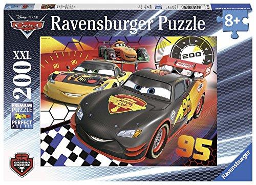 Ravensburger Italy Puzzle Cars Disney, 200 Pezzi 12819