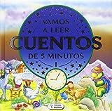 VAMOS A LEER CUENTOS DE 5 MINUTOS: Vamos A Leer Cuentos En 5 Minutos - Volumen I: 1