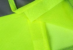Lot de 10Gilet Panne Gilet Gilet de sécurité jaune fluo Gilets Accident de gilet de 360° visibilité Star Line® infroissable, lavable en machine–Voiture Gilet de gilet de sécurité en 471 Liste de prix