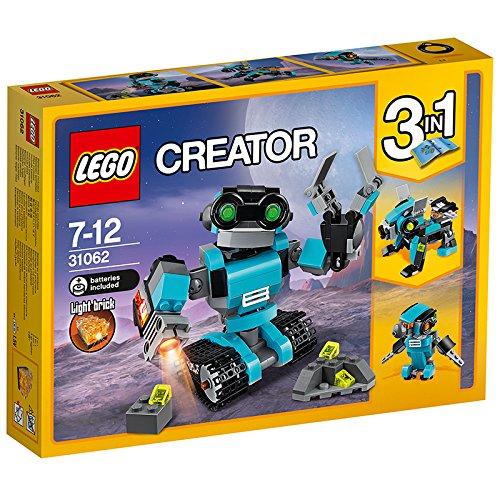 61L0bDJB7OL - LEGO Creator - Robot Explorador (31062)