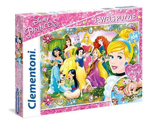 Clementoni Jewels Puzzle, 104 Pezzi, 20147