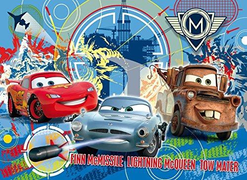 Clementoni - 22216 - Puzzle Cornice - Cars - 15 Pezzi - Disney