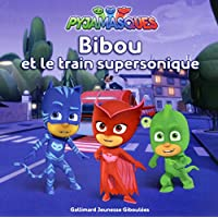 Bibou et le train supersonique