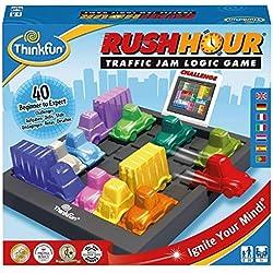 Think Fun- Rush Hour Juego de Habilidad (Ravensburger 76336)