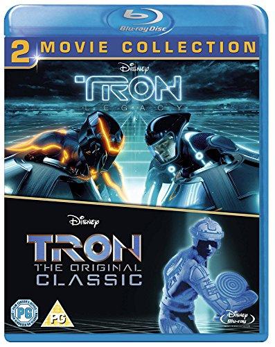 Tron Original & Tron Legacy BD [Reino Unido] [Blu-ray]