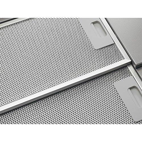 Electrolux EFP60460OX Incasso 603m³/h A Acciaio inossidabile cappa aspirante