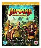 Jumanji: Welcome To The Jungle (Blu-Ray & 3D Blu-Ray) [Edizione: Regno Unito]