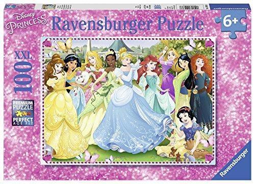 Ravensburger Italy Puzzle Principesse Disney, 100 Pezzi 10938 8
