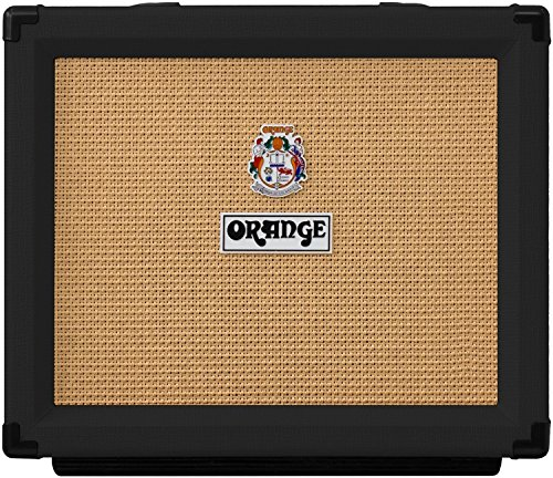 Orange Rocker 15 Combo Valve Guitar Amplifier (Black)