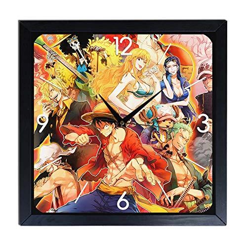 Orologio da parete in Legno One Piece 2