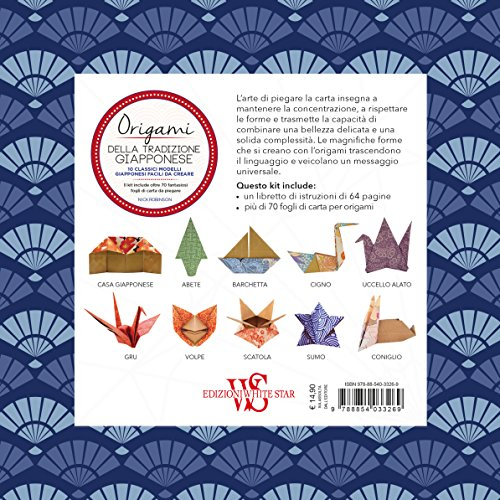 Origami Della Tradizione Giapponese 10 Classici Modelli Giapponesi Facili Da Creare