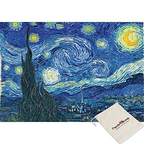 Puzzle Korea La notte stellata - Vincent Van Gogh-2000 pezzi Puzzle Mini