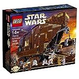 Star Wars LEGO Sandcrawler Game Set
