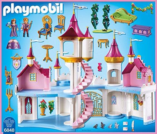 PLAYMOBIL 6848 – Prinzessinnenschloss - 3