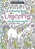 Colouring Book Unicorns with Rub-Down Transfers (Usborne Minis)
