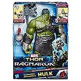 Thor: Ragnarok - Hulk Titan Hero Elettronico (Personaggio 30cm, Action Figure), B9971103